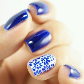 blue-nails-short-nails-Favim.com-2367072