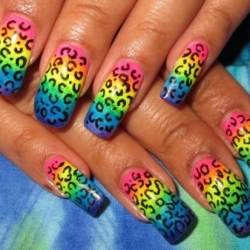 nail_art_ombre_acid_nails_leopard_print_thumb
